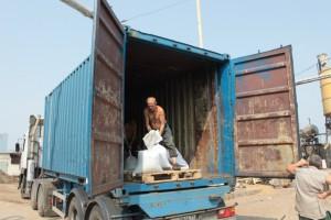 погрузка и выгрузка контейнеров